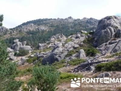 Senderismo Cueva Valiente - Pico Cueva Valiente; sendero rio verde
